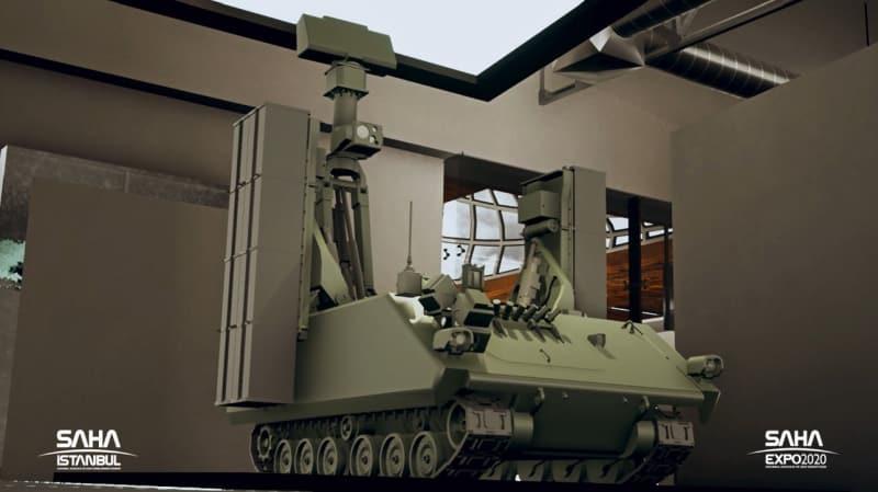 """1 3 - إسطنبول تستضيف معرضها """"الافتراضي"""" الأول للصناعات الدفاعية"""