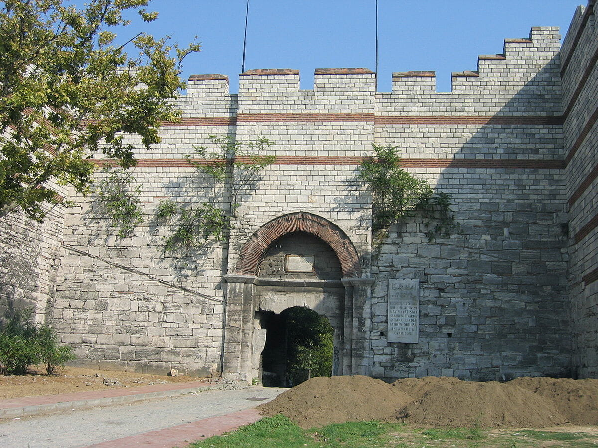 1 - تعرف على 6 من بوابات إسطنبول التاريخية