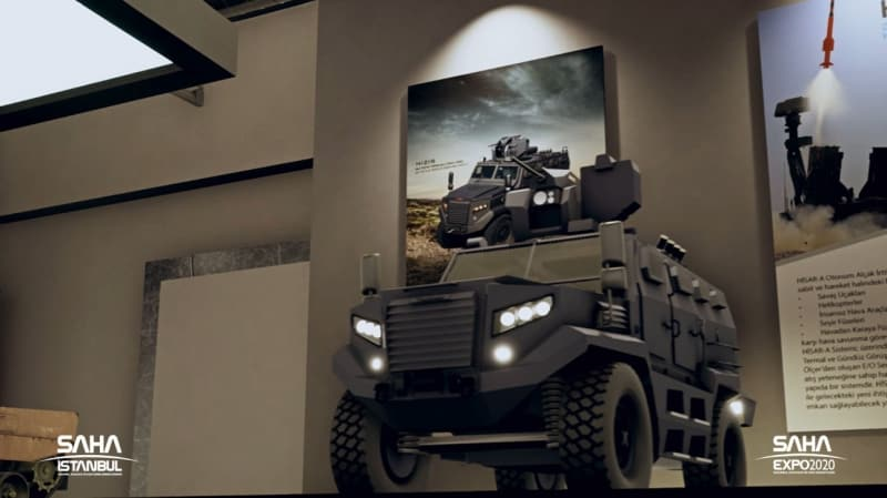 """2 3 - إسطنبول تستضيف معرضها """"الافتراضي"""" الأول للصناعات الدفاعية"""