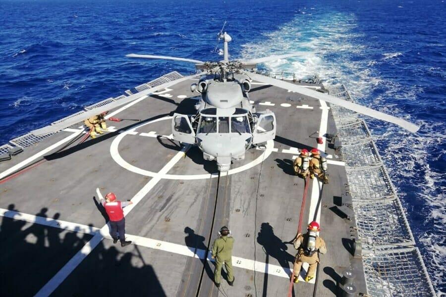 25335 - تركيا تجري مناورات بحرية جوية ضخمة شرقي المتوسط