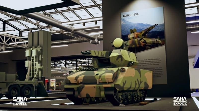 """3 2 - إسطنبول تستضيف معرضها """"الافتراضي"""" الأول للصناعات الدفاعية"""
