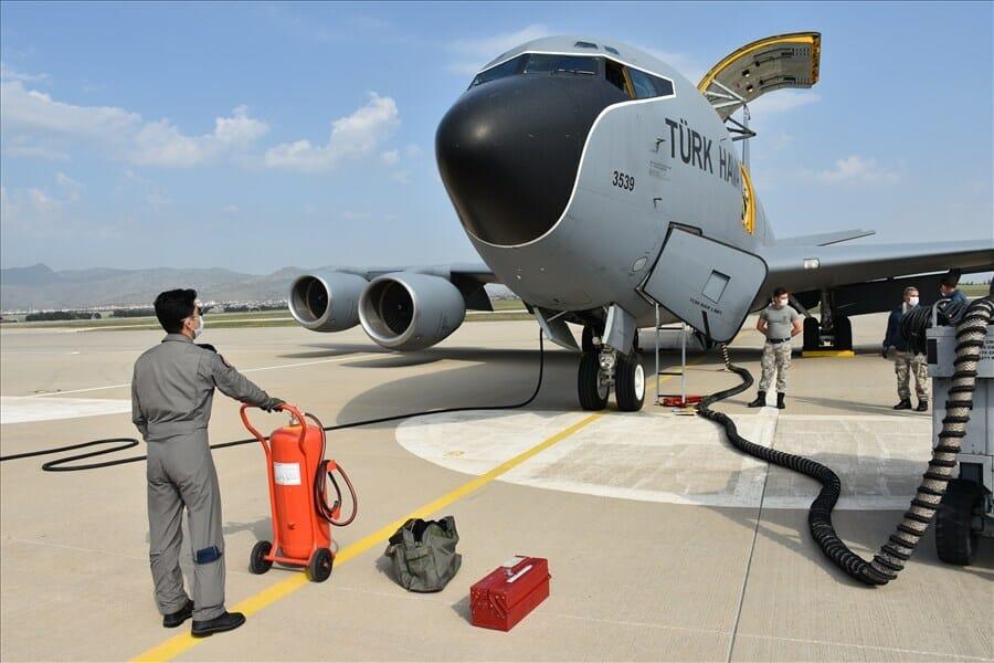3330 - تركيا تجري مناورات بحرية جوية ضخمة شرقي المتوسط