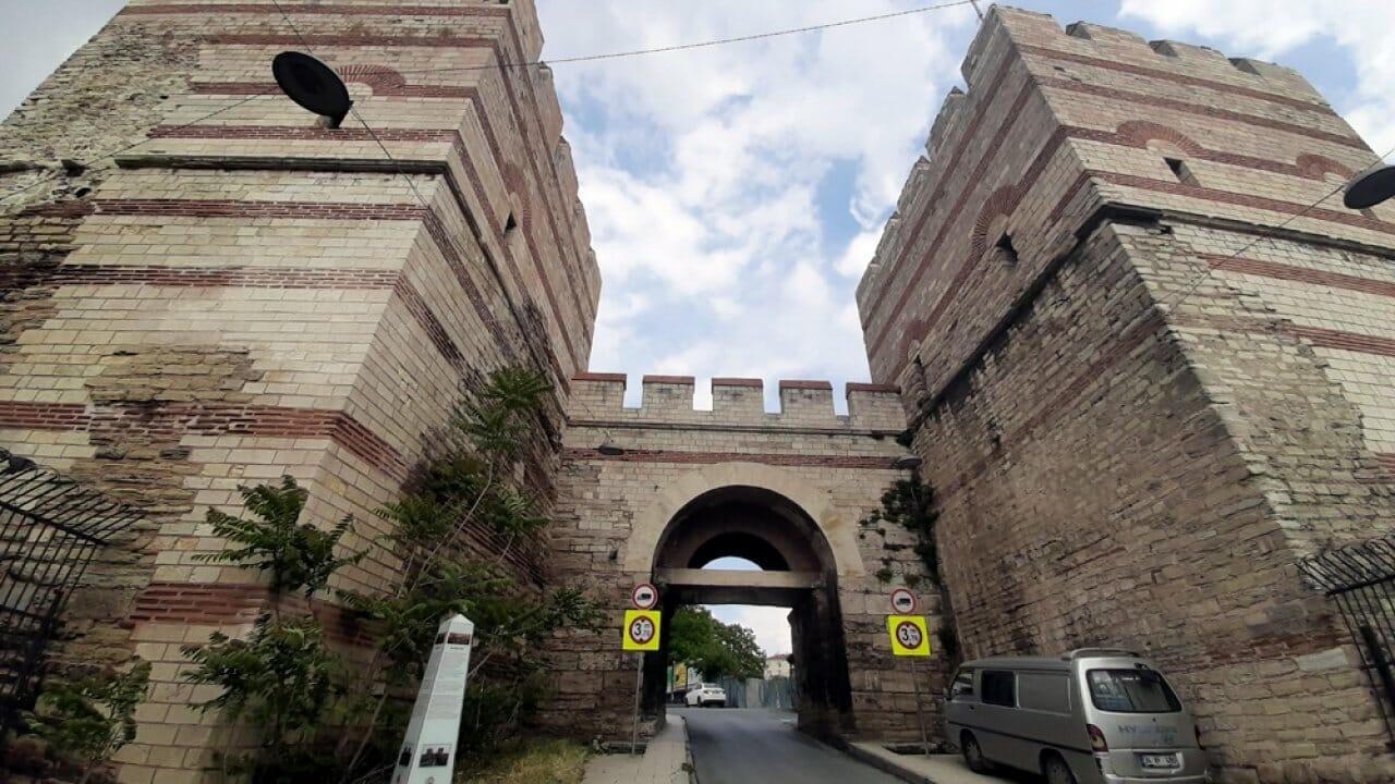 6 - تعرف على 6 من بوابات إسطنبول التاريخية