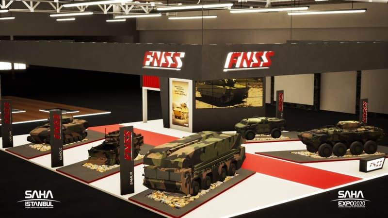 """9 - إسطنبول تستضيف معرضها """"الافتراضي"""" الأول للصناعات الدفاعية"""