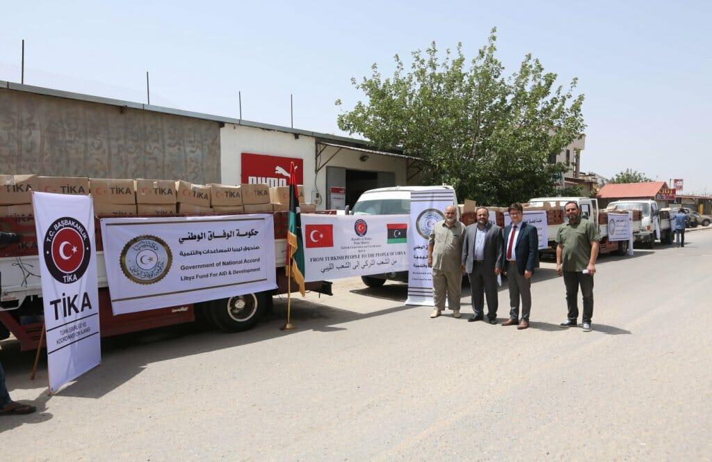 "DeC271VW4AAIo5l - ""تيكا"" التركية: نفذنا نحو 60 مشروعا تنمويا في ليبيا"