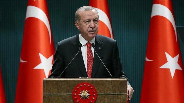 """أردوغان يهنئ بالذكرى 23 لتأسيس مجموعة """"الثماني الإسلامية"""""""