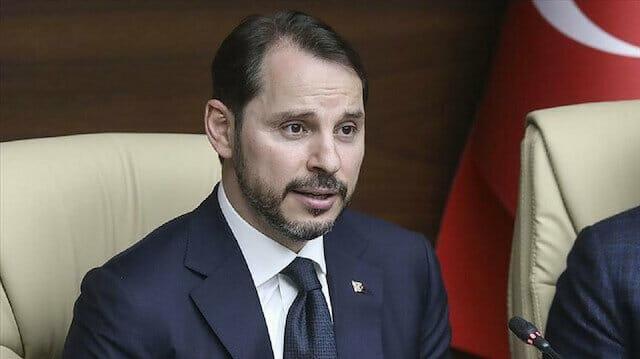 وزير المالية: مواصلة إرتفاع مؤشر الثقة في الاقتصاد التركي