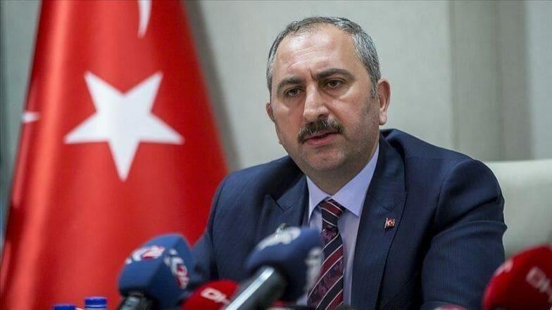"""وزير العدل: فتح """"آياصوفيا"""" للعبادة خاضع لسيادة تركيا"""