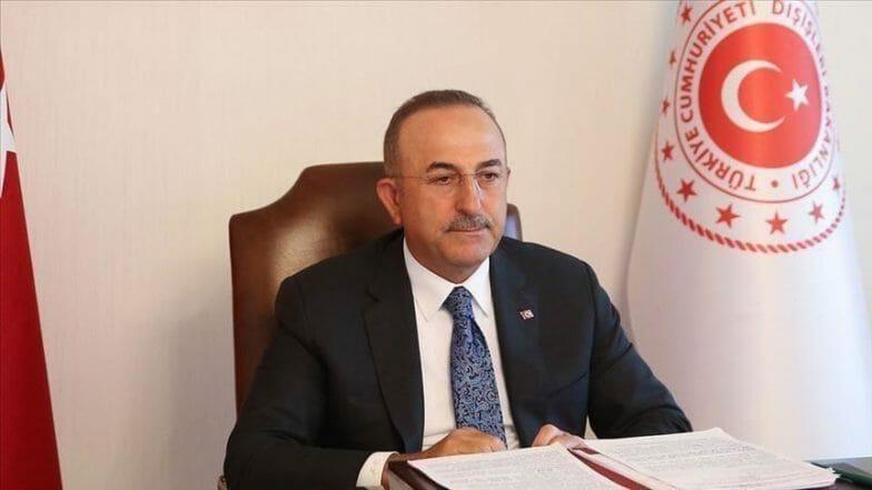 تشاووش أوغلو: تركيا قدمت مساعدات طبية إلى 125 بلدًا