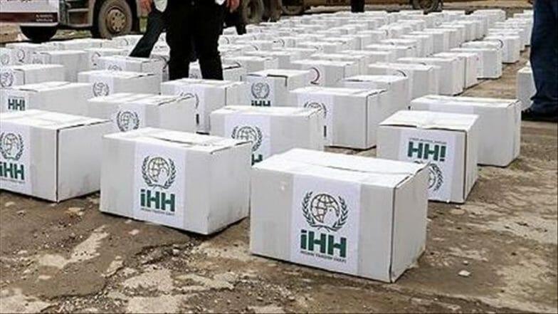 """""""الإغاثة التركية"""" تقدم مساعدات لـ 647 أسرة يتيم بغزة"""