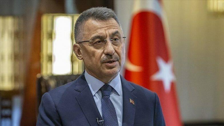 """تركيا تدين تعليق """"العلم البيزنطي"""" على مسجد بقبرص الرومية"""
