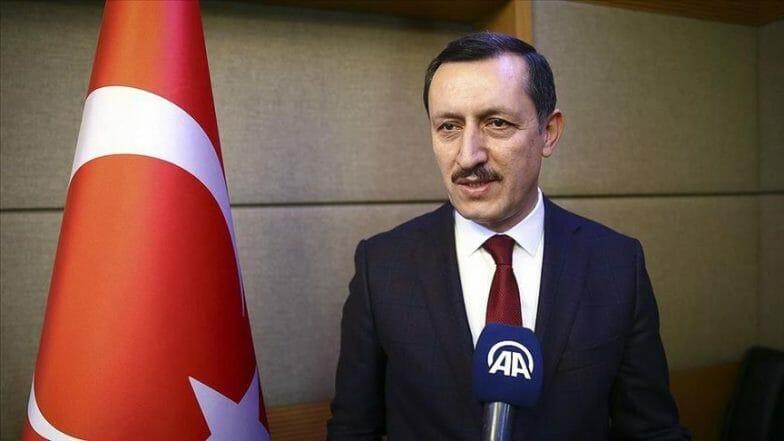 المبعوث التركي لليبيا: انتصارات الوفاق خطوة لتحقيق الدولة المدنية
