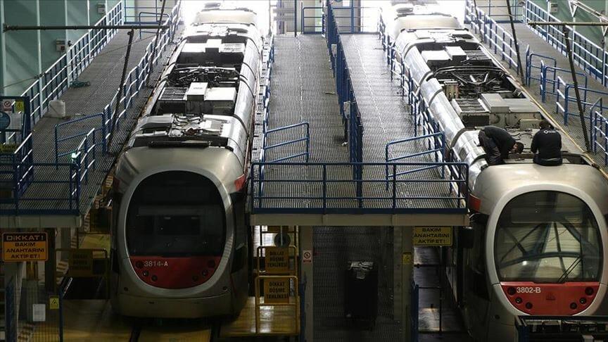 """أول بطارية محلية.. """"أسبيلسان"""" التركية تدعم السكك الحديدية"""