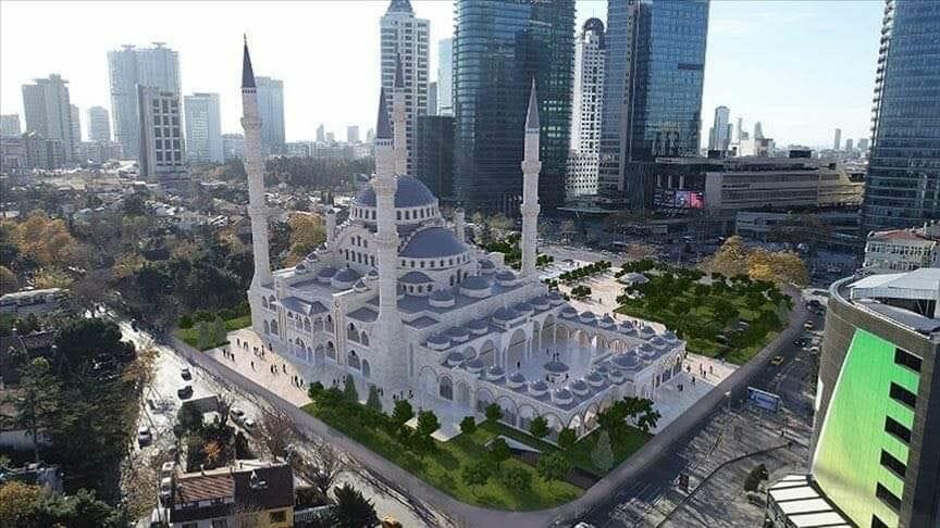 WhatsApp Image 2020 07 04 at 11.52.28 AM - أردوغان يضع حجر الأساس لمسجد في إسطنبول