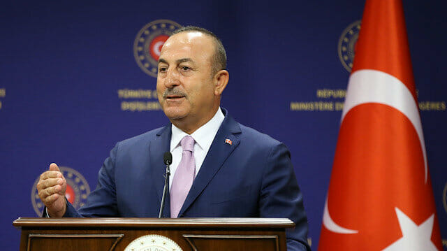 """تشاووش أوغلو: """"المعارف التركي"""" يقدم خدمات تعليمية بـ43 دولة"""