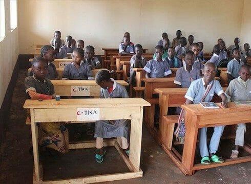 """""""تيكا"""" التركية تدعم البنية التحتية للتعليم في الكاميرون"""