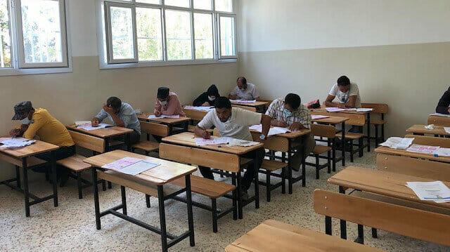 "resized aa93c 2226 ar picture 20200707 21949318 21949319 - ""أورفة"" التركية تنظم امتحانات قبول جامعي لطلبة ""نبع السلام"""