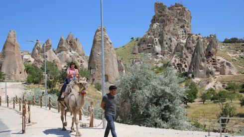 كبادوكيا التركية تستأنف استقبال السيّاح الأجانب بعد كورونا