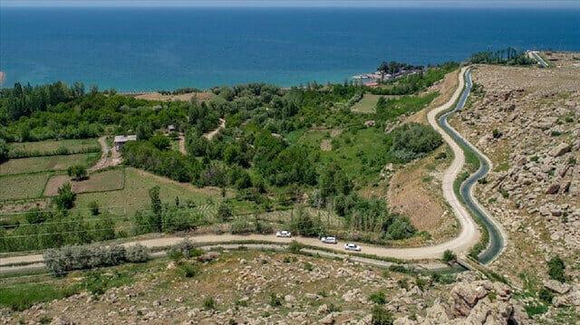 """قناة """"شمران"""" التركية.. رائعة تاريخية هندسية فائقة التخطيط"""