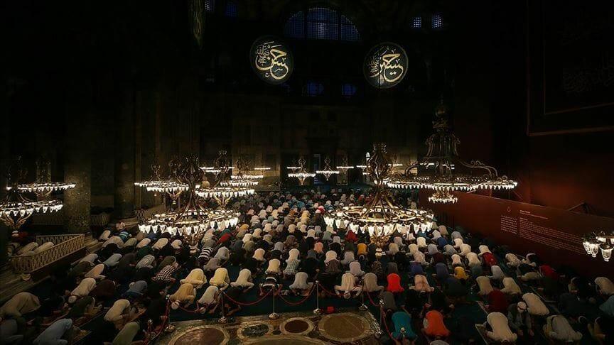 thumbs b c 19a45afff554b2214535fa9201e6fe52 - عالم دين كردي عراقي يشيد بافتتاح مسجد آيا صوفيا للعبادة