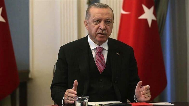 أردوغان: سننهي 2020 بمعدل نمو يفاجئ الجميع