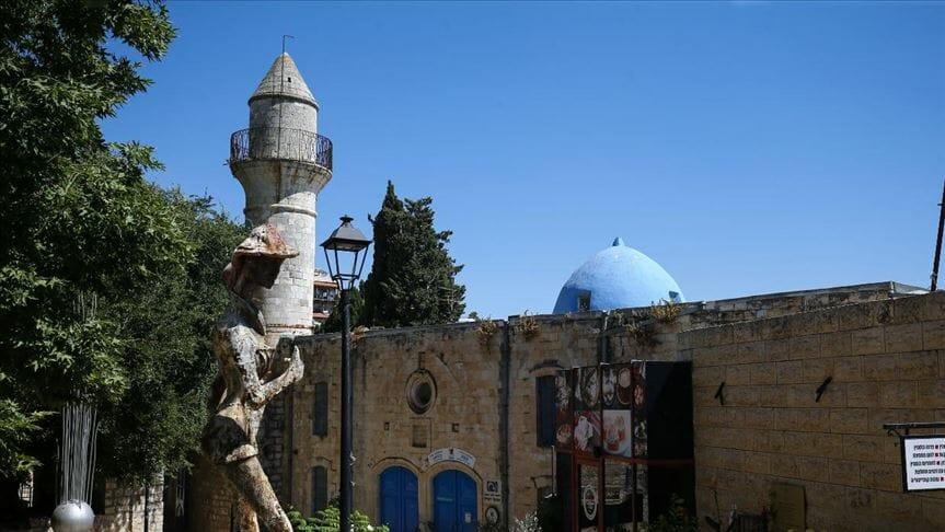 """thumbs b c a21b377d2a532468e439ac7b5eaac6fe - كانت """"مساجد"""".. فحولتها إسرائيل إلى معابد وخمارات وحظائر"""