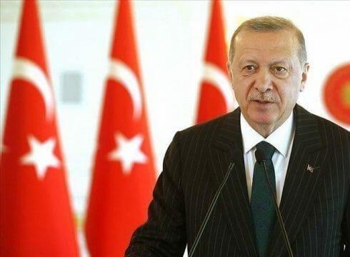 أردوغان: خرجنا من وباء كورونا بنجاح في القطاع الزراعي