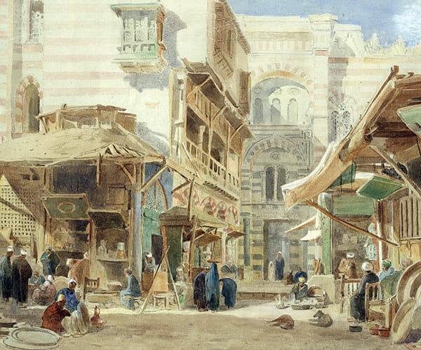 المدن العربية التي عادت للحياة بفضل العثمانيين