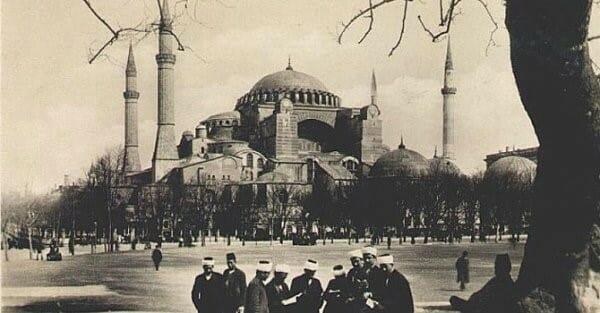 آيا صوفيا … مركز العالم القديم