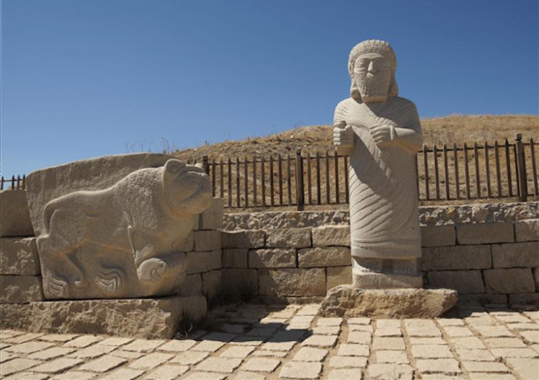 تلة (أصلان تيبي) تستعد للدخول ضمن القائمة الدائمة لمنظمة التراث العالمي اليونسكو