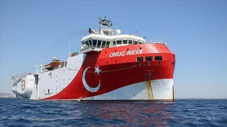 """تركيا تمدد إخطار نافتيكس لعمليات """"الريس عروج"""" شرقي المتوسط"""