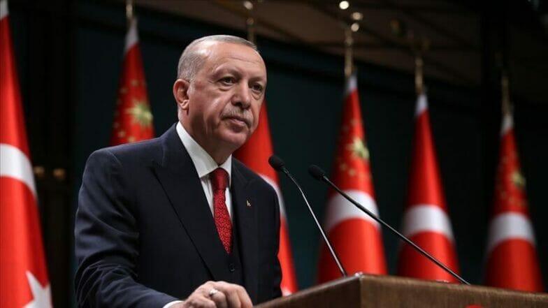 أردوغان: العالم التركي أظهر تعاوناً بمختلف الأصعدة