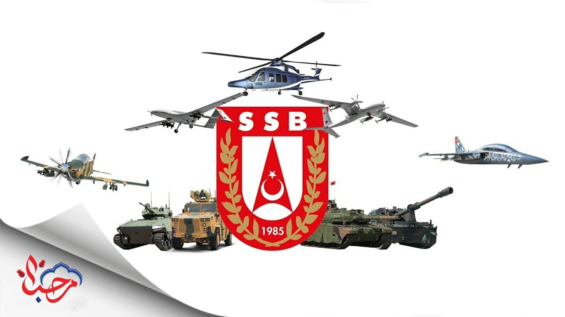 أردوغان يهنئ بالذكرى الـ 35 لتأسيس رئاسة الصناعات الدفاعية