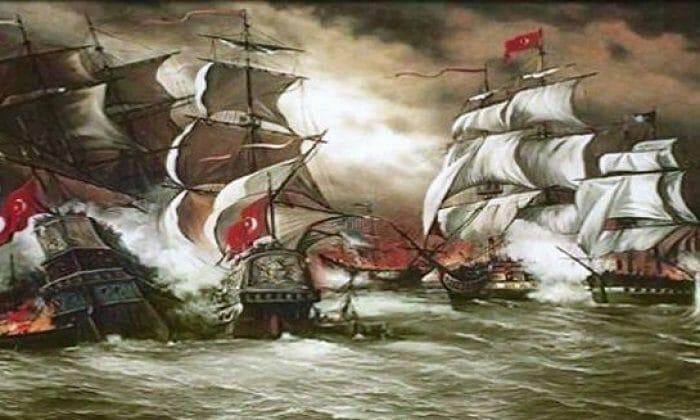 """معركة """"بريفيزي"""" … نقطة التحول في تاريخنا البحري"""
