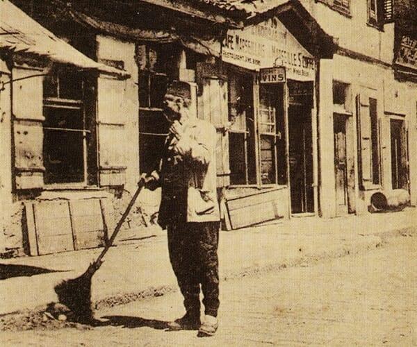 عمال النظافة في عهد الدولة العثمانية