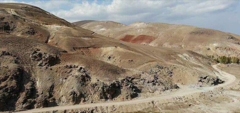 اكتشاف منجم للذهب في محافظة (آغري)