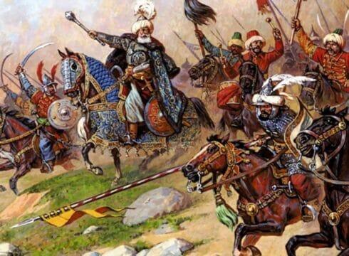 الأسلحة المستعملة في الجيش العثماني (7)