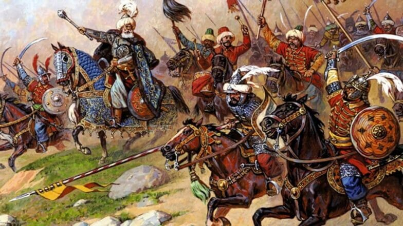 الأسلحة المستعملة في الجيش العثماني (2)