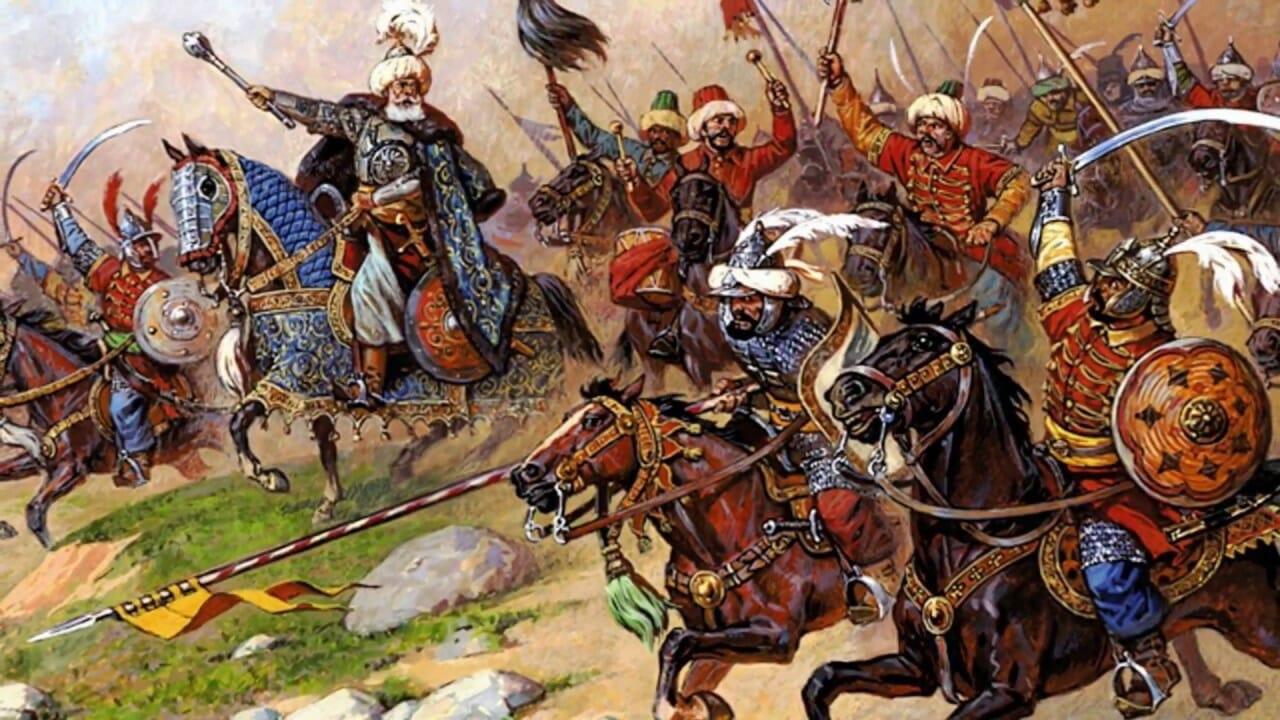 maxresdefault 2 - الأسلحة المستعملة في الجيش العثماني (2)