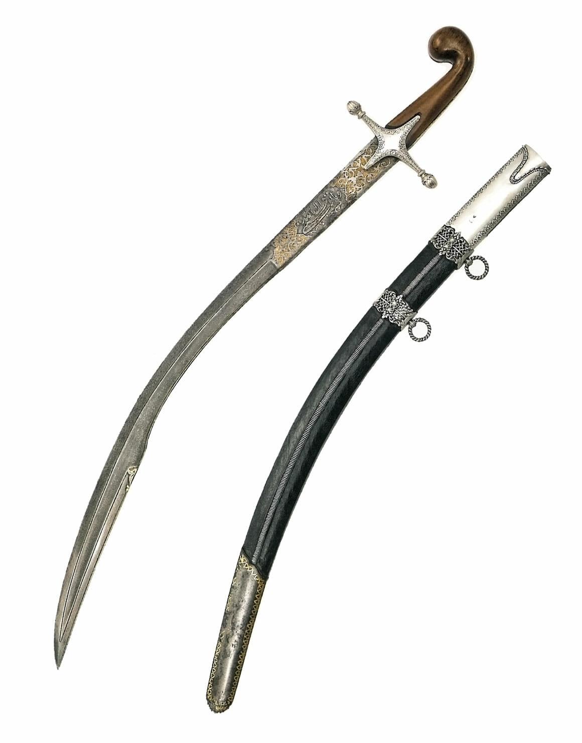 osmanli kilici - الأسلحة المستعملة في الجيش العثماني (4)