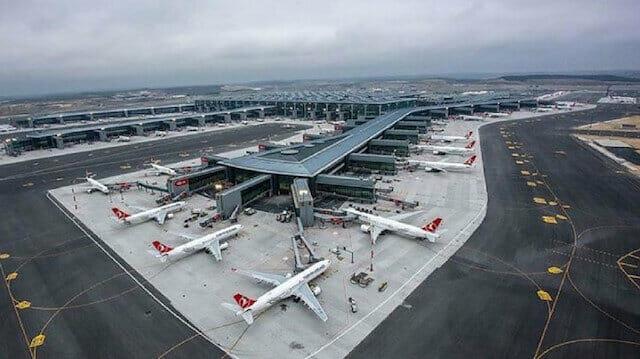 تركيا في المركز الأول بعدد الرحلات الجوية أوروبيا