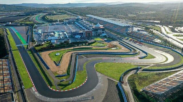 """انطلاق سباق جائزة تركيا الكبرى لـ """"فورمولا 1"""" الجمعة"""