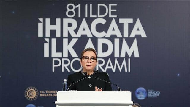 """تركيا تطلق برنامج """"الخطوة الأولى للتصدير في 81 ولاية"""""""