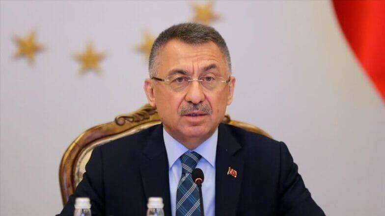 """نائب أردوغان يحيي ذكرى معركة """"صاري قامش"""""""