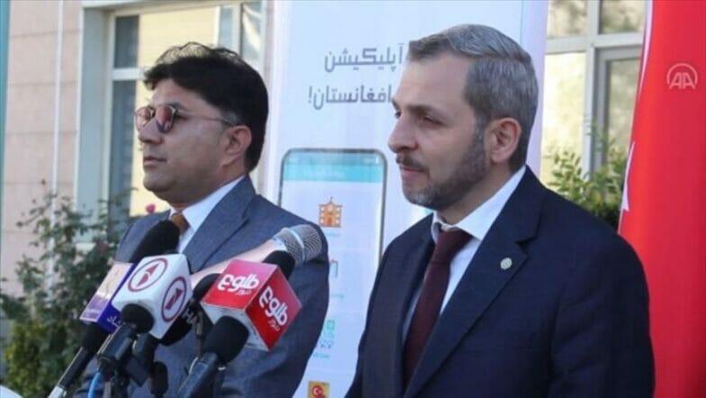 وقف المعارف التركي يقدم منحًا دراسية لـ404 طلاب من أفغانستان