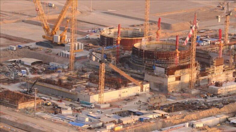 """تشغيل الوحدة الأولى لمحطة """"آق قويو"""" النووية في 2023"""