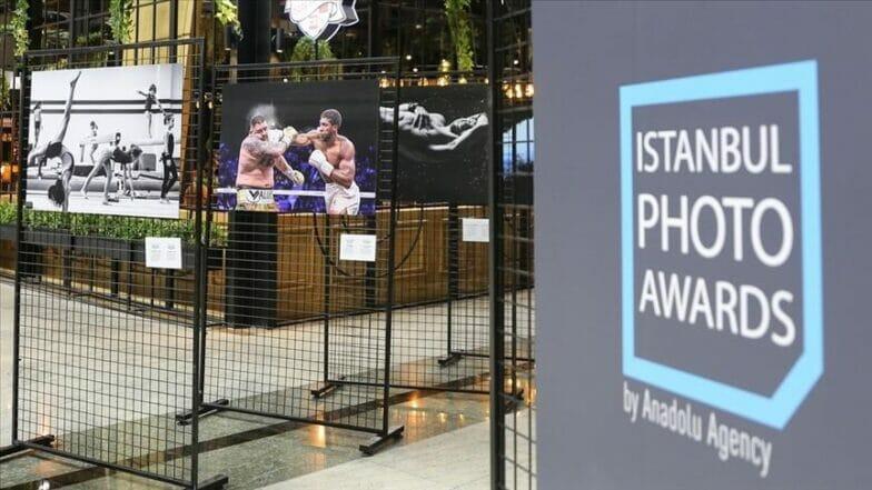 """معرض للصور الفائزة بـ """"جوائز إسطنبول"""" في مطار صبيحة"""
