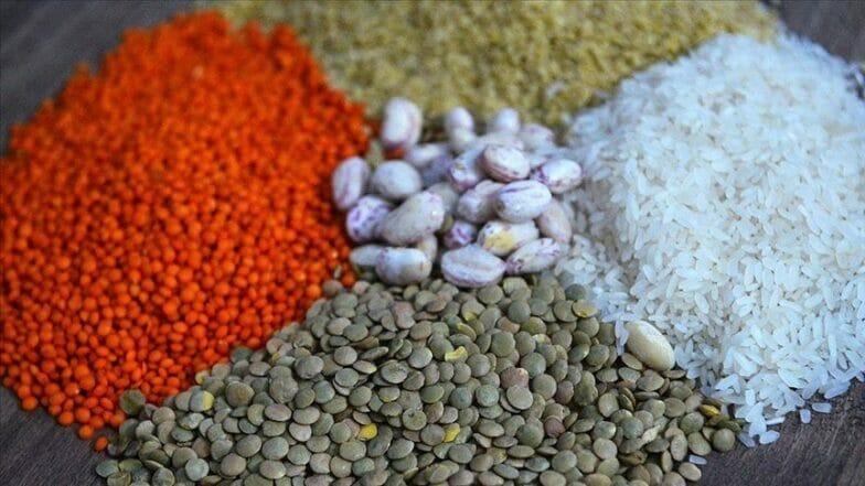 نمو صادرات تركيا من الحبوب بنسبة 6.8 بالمئة