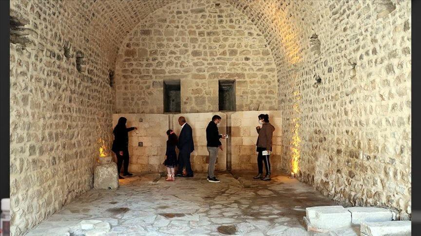 """هطاي التركية.. متحف """"الزيتون"""" يستقبل 60 ألف زائر"""