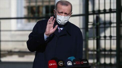 """صحيفة نيجيرية تختار أردوغان """"شخصية العام الإسلامية"""" في 2020"""